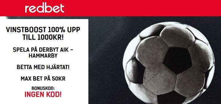 Speltips AIK - Hammarby 23 september 2018