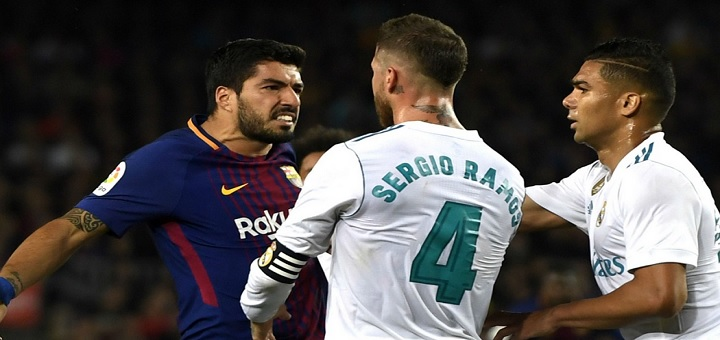 Speltips Barcelona - Real Madrid 28 oktober 2018