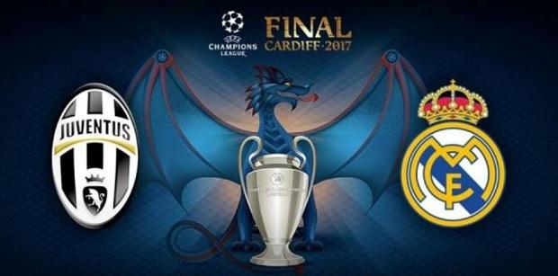 Speltips Juventus - Real Madrid 3 juni 2017
