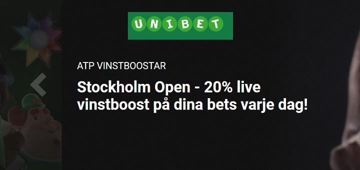 Stockholm Open 2018