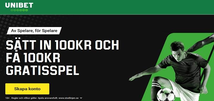 Speltips Sverige - Kroatien 14 nov 2020