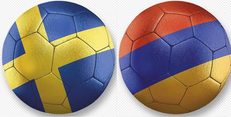 Speltips Sverige - Armenien 5 juni 2021