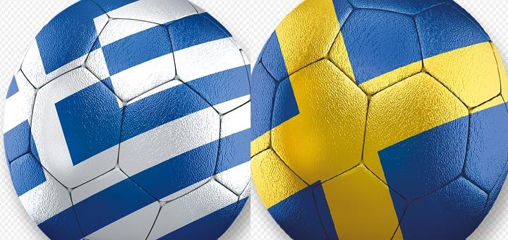 Grekland - Sverige