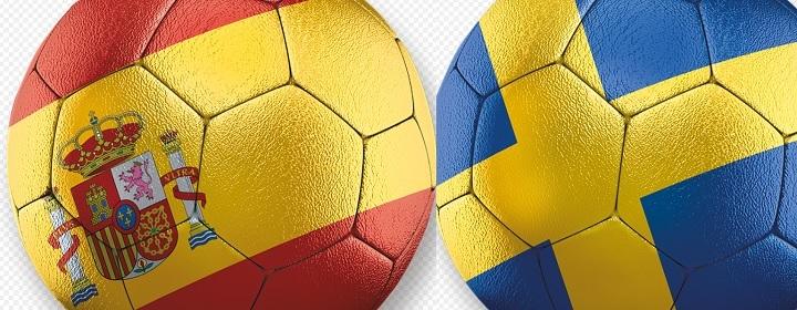 Sverige - Spanien