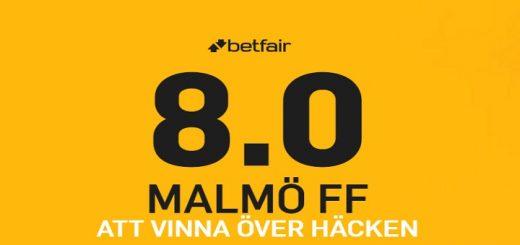 Häcken - Malmö FF