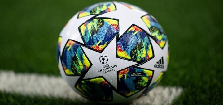 Lottning Champions League