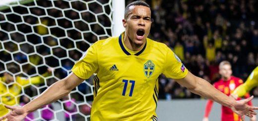 Rumänien - Sverige EM kval