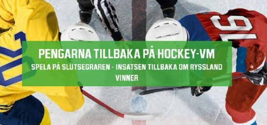 odds hockey vm 2016