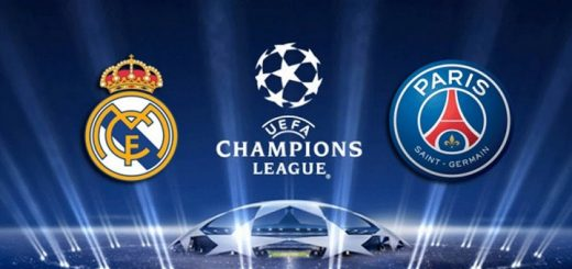 PSG - Real Madrid i Champions League