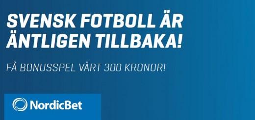 Speltips AIK - IFK Göteborg 11 april