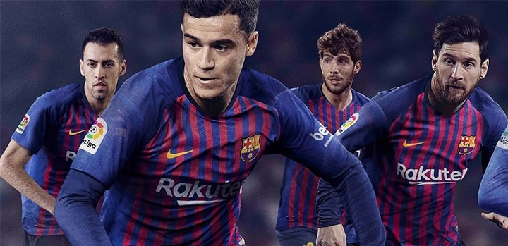 Spanska Ligan tabell La Liga