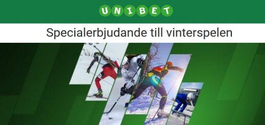 Speltips Vinter OS 2018